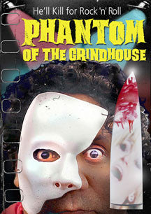 Phantom Of The Grindhouse (DVD)