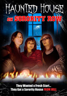 Haunted House On Sorority Row (DVD)