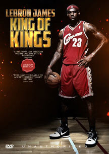 Lebron James - King Of Kings (DVD)