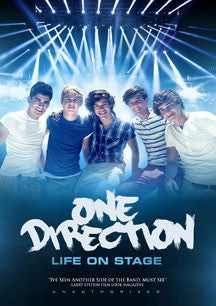 One Direction - Life On Stage (DVD)