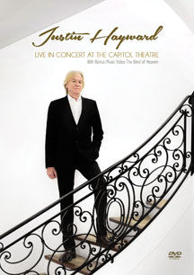 Justin Hayward - Live In Concert At The Capitol Theatre (DVD)