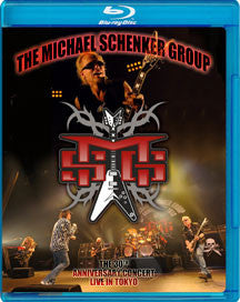 Michael Schenker Group - Live In Tokyo: 30th Anniversary Japan Tour (BLU-RAY)