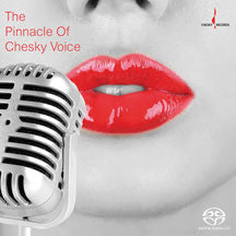 Pinnacle Of Chesky Voice, The SACD (CD)