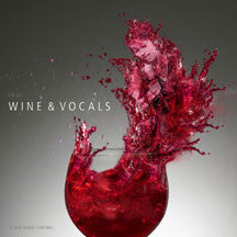 Tasty Sound Collection: Wine & Vocals (CD)