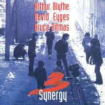 Arthur Blythe & David Eyges - Synergy (CD)