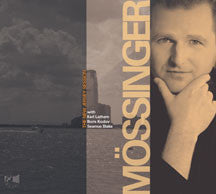 Johannes Mossinger - New Jersey Session, the (CD)