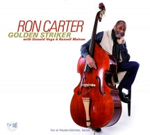 Ron Carter & Golden Striker Trio  - Golden Striker Live At The Theaterstübchen, Kassel (CD)
