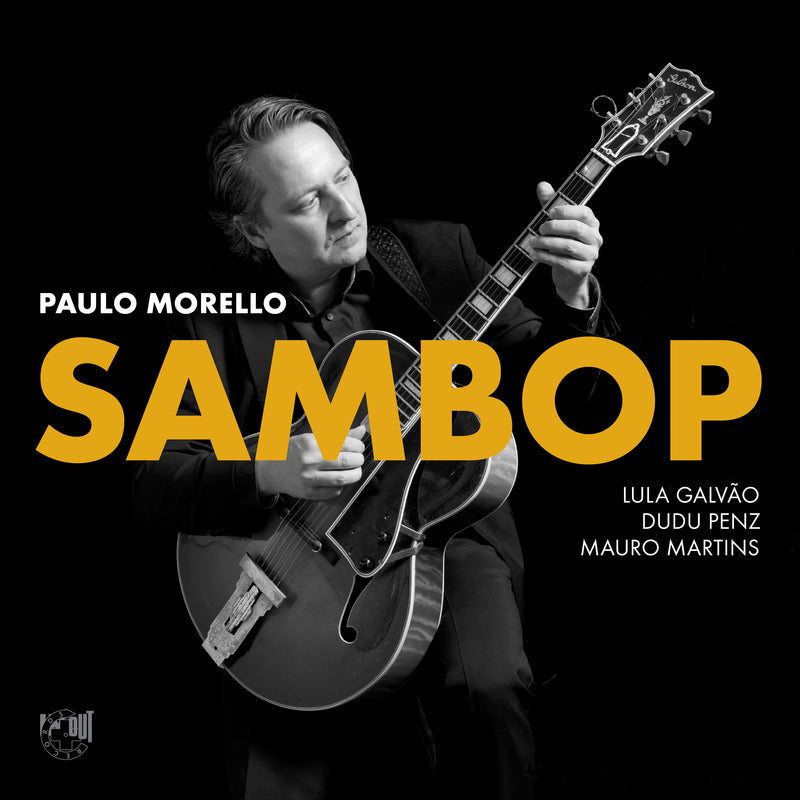 Paulo Morello - Sambop (CD)