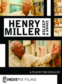 Henry Miller: Asleep & Awake (DVD)