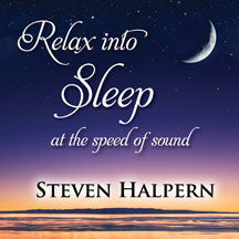 Steven Halpern - Relax into Sleep (CD)