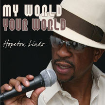 Hopeton Lindo - My World Your World (CD)