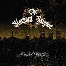 Blackout Brigade - Death And Dishonesty (CD)