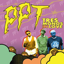 PPT - Tres Monos In Love (CD/DVD)