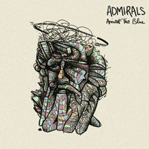 ADMIRALS - Amidst The Blue (CD)