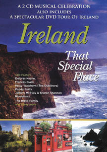 Ireland: That Special Place (DVD/CD)
