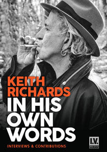 Keith Richards - In His Own Words (DVD)