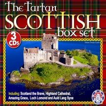 Tartan Scottish Box Set (CD)