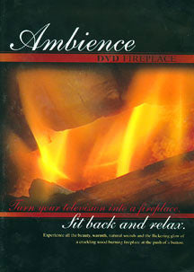Ambience Dvd Fireplace (DVD)