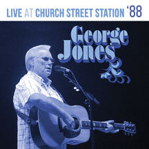 George Jones - Live At Church Street Station (CD)