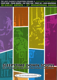 Sleepytime Down South: Slow and Easy Tracks From the Golden Era of Jazz (DVD)