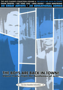 Boys Are Back in Town: Classic Tracks From the Gentlemen of Jazz (DVD)
