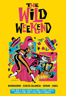Wild Weekend: Sixties Music, Garage Punk & Utter Madness (DVD)
