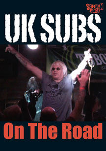 UK Subs - On The Road (DVD)
