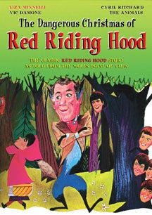 The Dangerous Christmas Of Red Riding Hood (DVD)