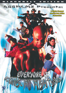 Everyone Is Kung Fu Fighting (DVD)