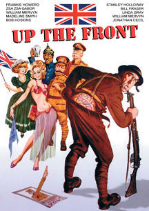 Up The Front (DVD)