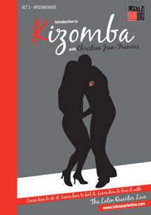 Introduction To Kizomba: Act 2 Intermediate (DVD)