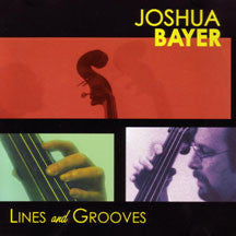 Joshua Bayer - Lines And Grooves (CD)