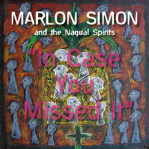 Marlon Simon - In Case You Missed It (CD)
