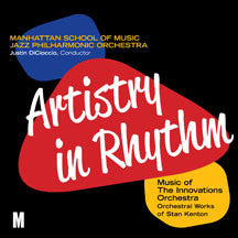 Manhattan School Of Music Jazz Philharmonic Orchestra - Artistry In Rhythm (CD)