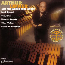 Arthur Lipner - Portraits In World Jazz (CD)