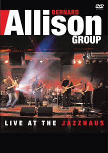 Bernard/group Allison - Live At The Jhaus (DVD)