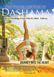 Dashama Konah Gordon - Journey Into The Heart (Air/Heart) (DVD)