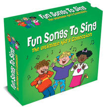 Fun Songs To Sing - The Ultimate Kid (CD)