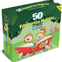 50 Favourite Hymns & Songs For Children Vol Ii 3cd Box Set (CD)