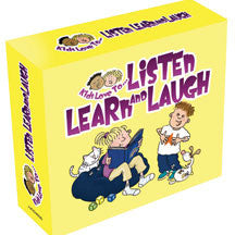 Kids Love To: Listen, Learn & Laugh 3cd Box Set (CD)