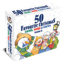 50 Favourite Christmas Carols, Songs & Stories Vol Ii 3cd Box Set (CD)
