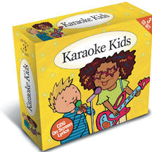 Karaoke Kids: Cdg On Screen Lyrics 3cd Box Set (CD)