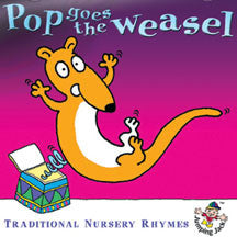 Pop Goes The Weasel (CD)