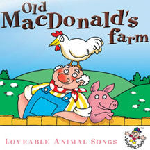 Old Macdonald's Farm (CD)