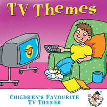 Tv Themes - Children (CD)
