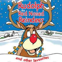 Rudolph The Red Nosed Reindeer - & Other Favourites (CD)