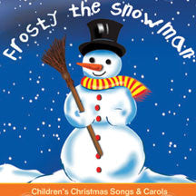 Frosty The Snowman - Favourite Christmas Songs (CD)