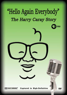 Hello Again Everybody: Harry Caray Story (DVD)
