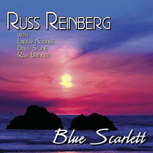 Ross Reinberg - Blue Scarlett (CD)