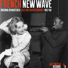 French New Wave (Jazz On Film Vol. 3) (CD)